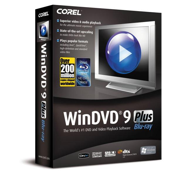 Программа Corel WinDVD Pro 11.